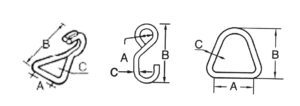 Terminal-metalico-banda-25-mm